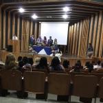 Auditorio de la Facultad de Medicina de la ULA