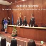 Acto de Entrega de Diplomas Mérida Oct. 2014